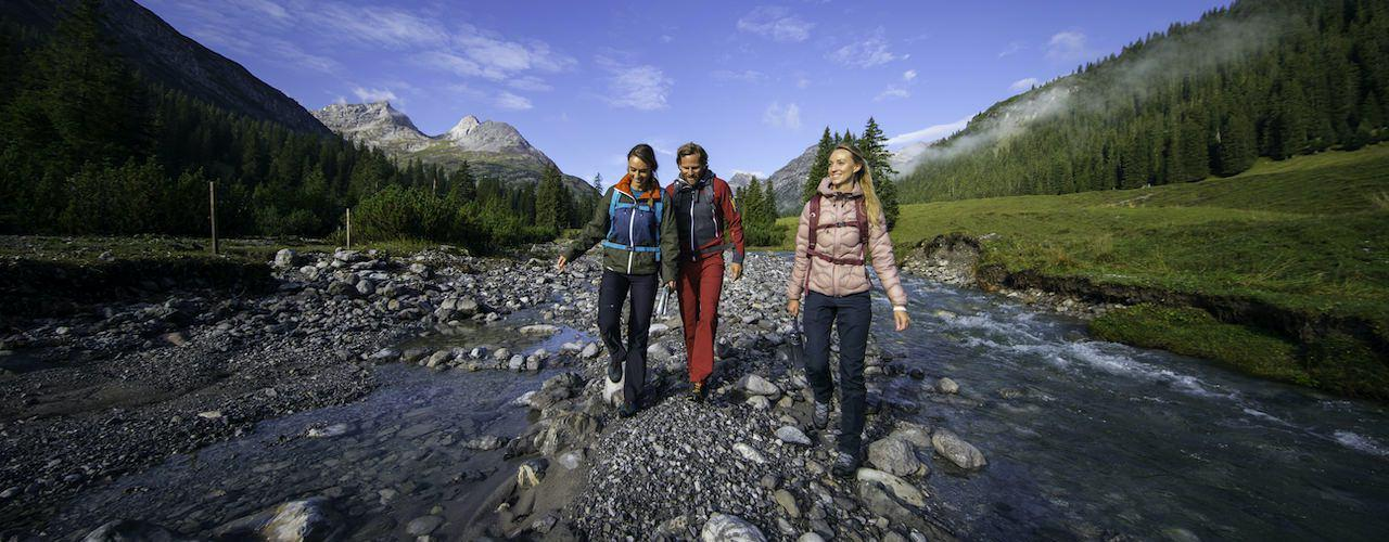 Der Lechweg – zu Fuß ein Stückchen Welt retten