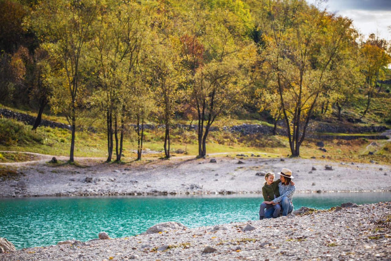Lago di Tenno Garda Trentino foto Tommaso Prugnola