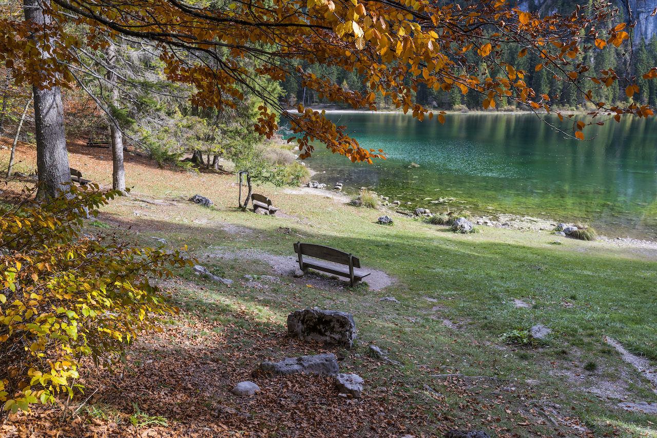 Lago di Tovel val di Non foto Diego Marini