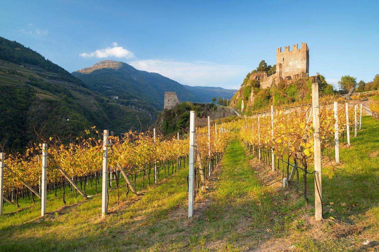 Castel Piazzo, Val di Cembra