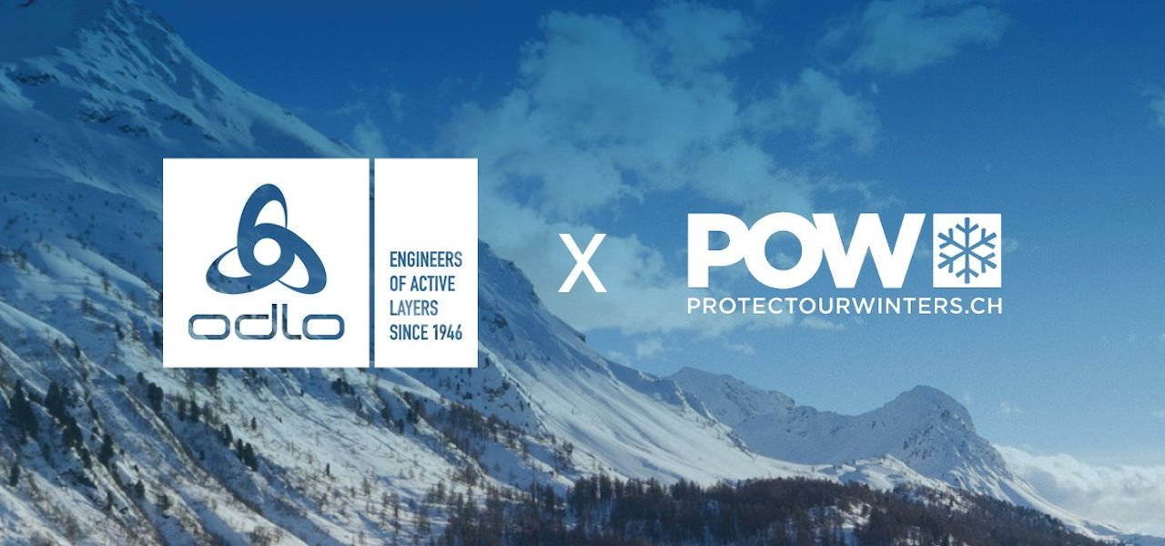 ODLO wird Partner der NGO Protect Our Winters