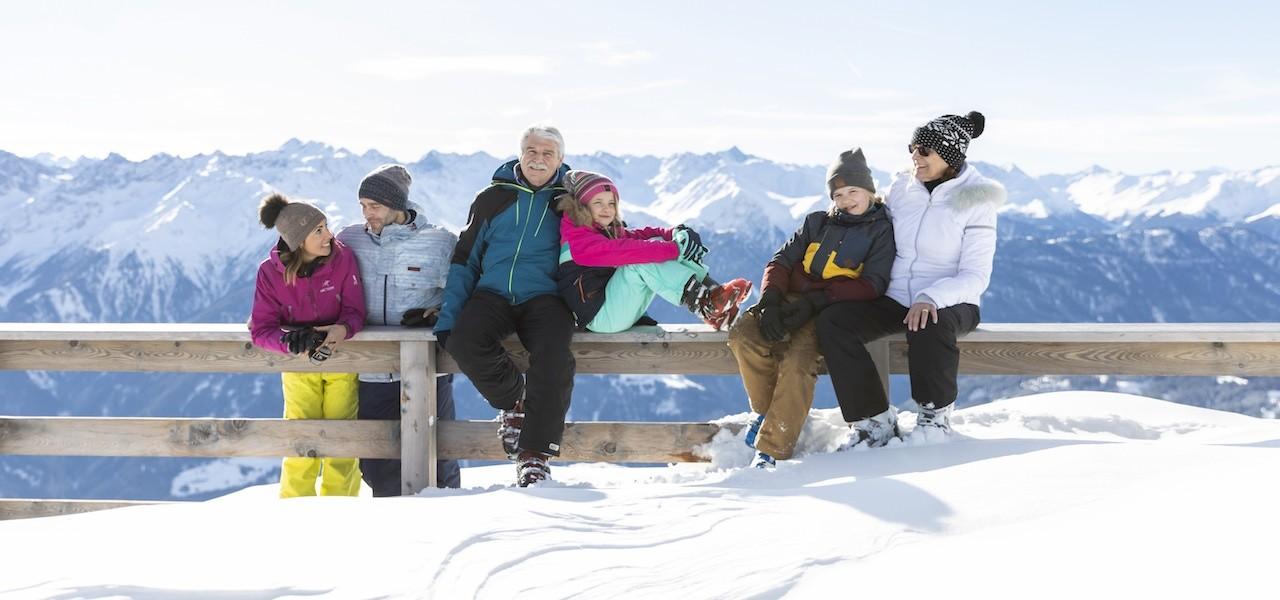 Mit Sicherheit mehr Winterurlaub in Serfaus-Fiss-Ladis