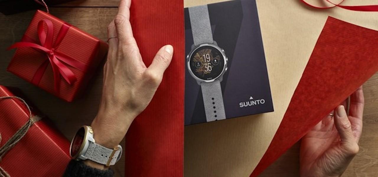 Festtags-Look für die Suunto 7 und Suunto 3