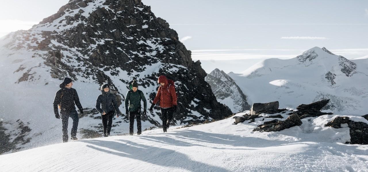 Winterliche Wanderlust mit Dachstein