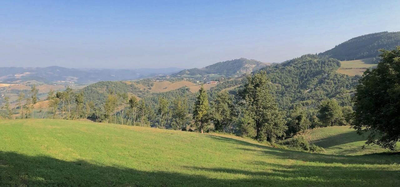 Romagna Toskana – vom Meer in die Berge