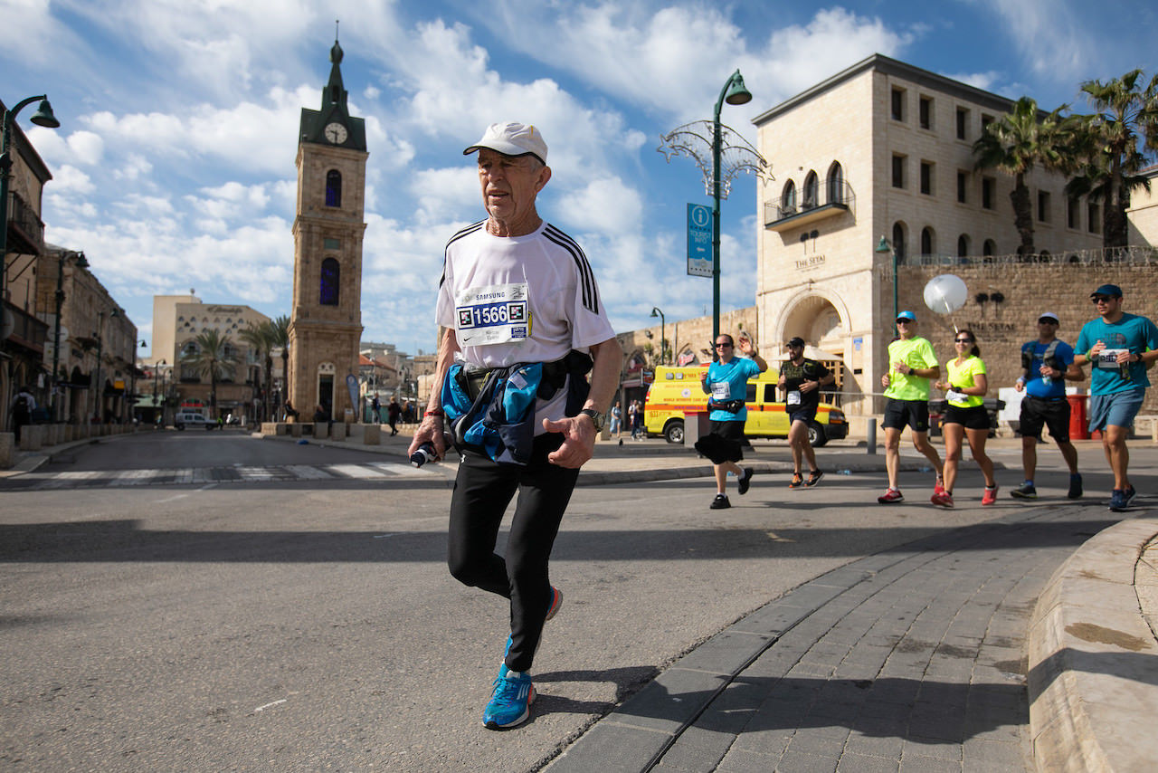 Tel Aviv Marathon 2020 (Credit Kapaim Active) 3