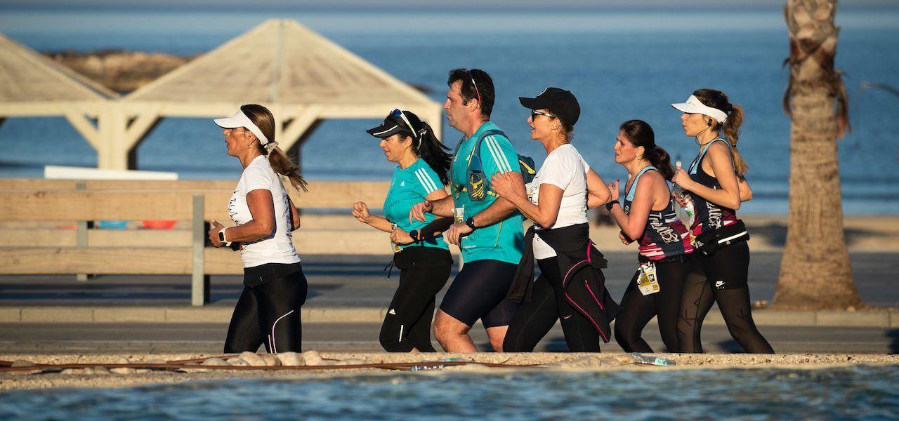 Tel Aviv Samsung Marathon 2021 global als Hybridevent