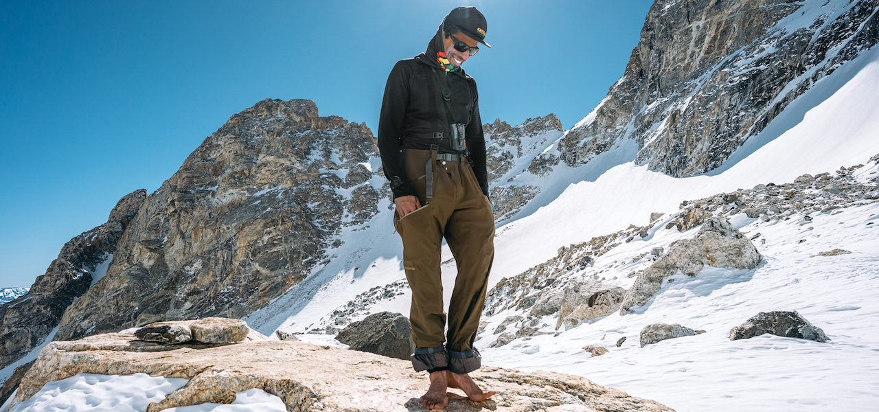 Neues Backcountry-Ski-Touring Kit von Patagonia