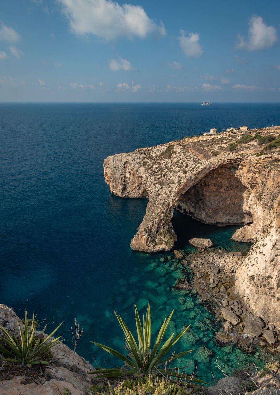 Blue Grotto (c) viewingmalta.com