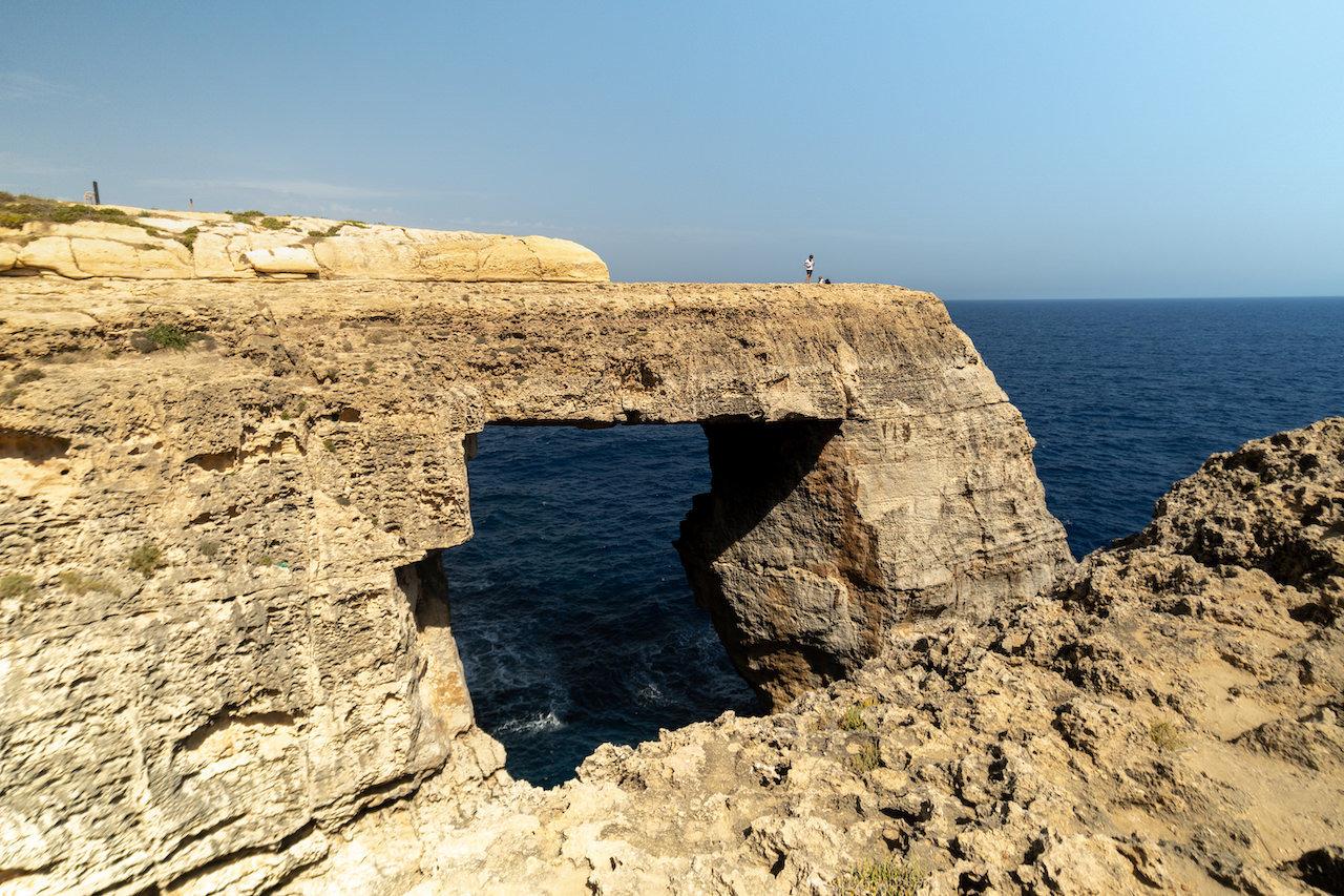 Felsen auf Malta (c) MTA