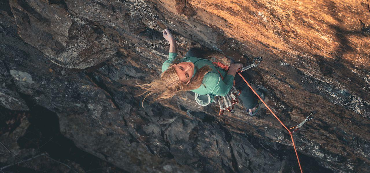 Pro Climber Matilda Söderlund wird Markenbotschafter