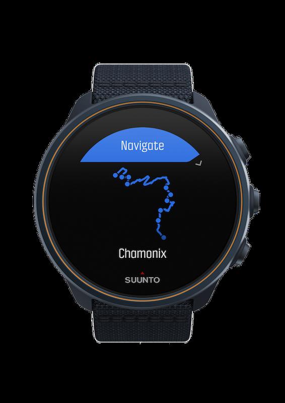 S9 Baro-Granite blue-Chamonix Navigate ENGLISH