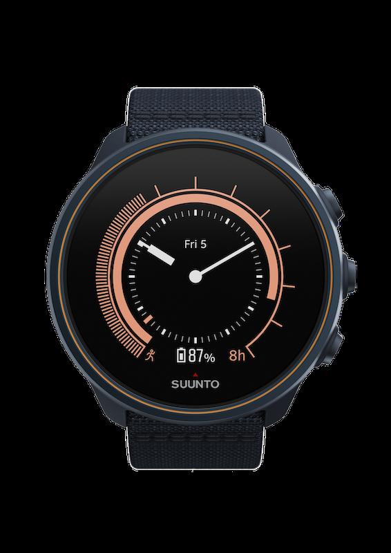 S9 Baro-Granite blue-watch face