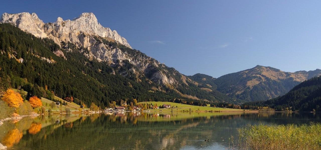 Fünf gute Gründe für einen Urlaub im Tannheimer Tal