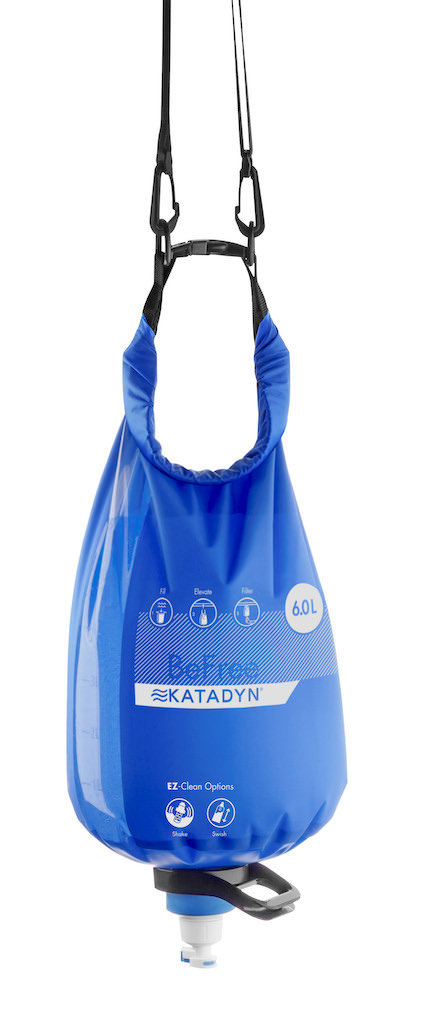 BeFree Gravity 6L incl. carrying-strap