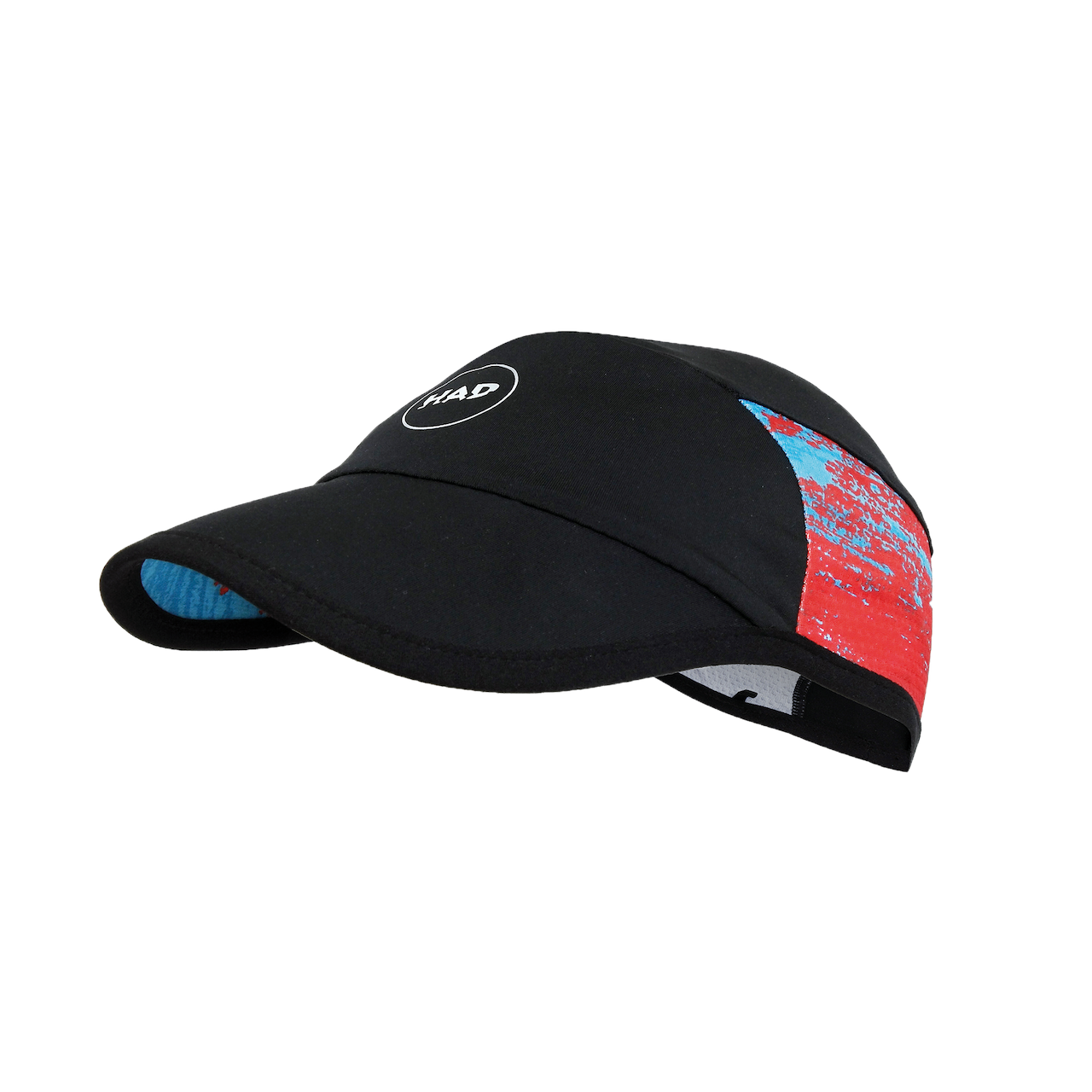 Ultralight Cap HA931-0784-Gradient-Melange-Red-Blue
