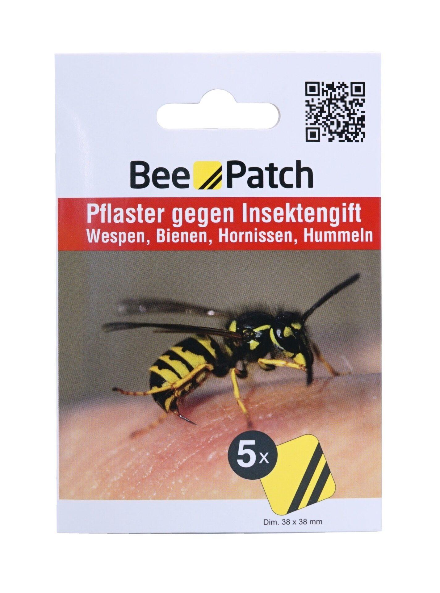 60110500_Bee-Patch_Wespenpflaster_Einzel