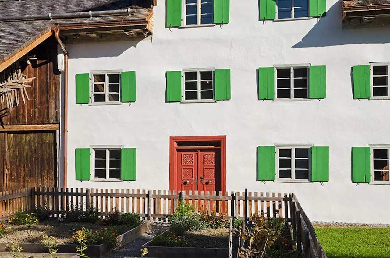 Museum Tannheim, Tannheimer Tal, Österreich