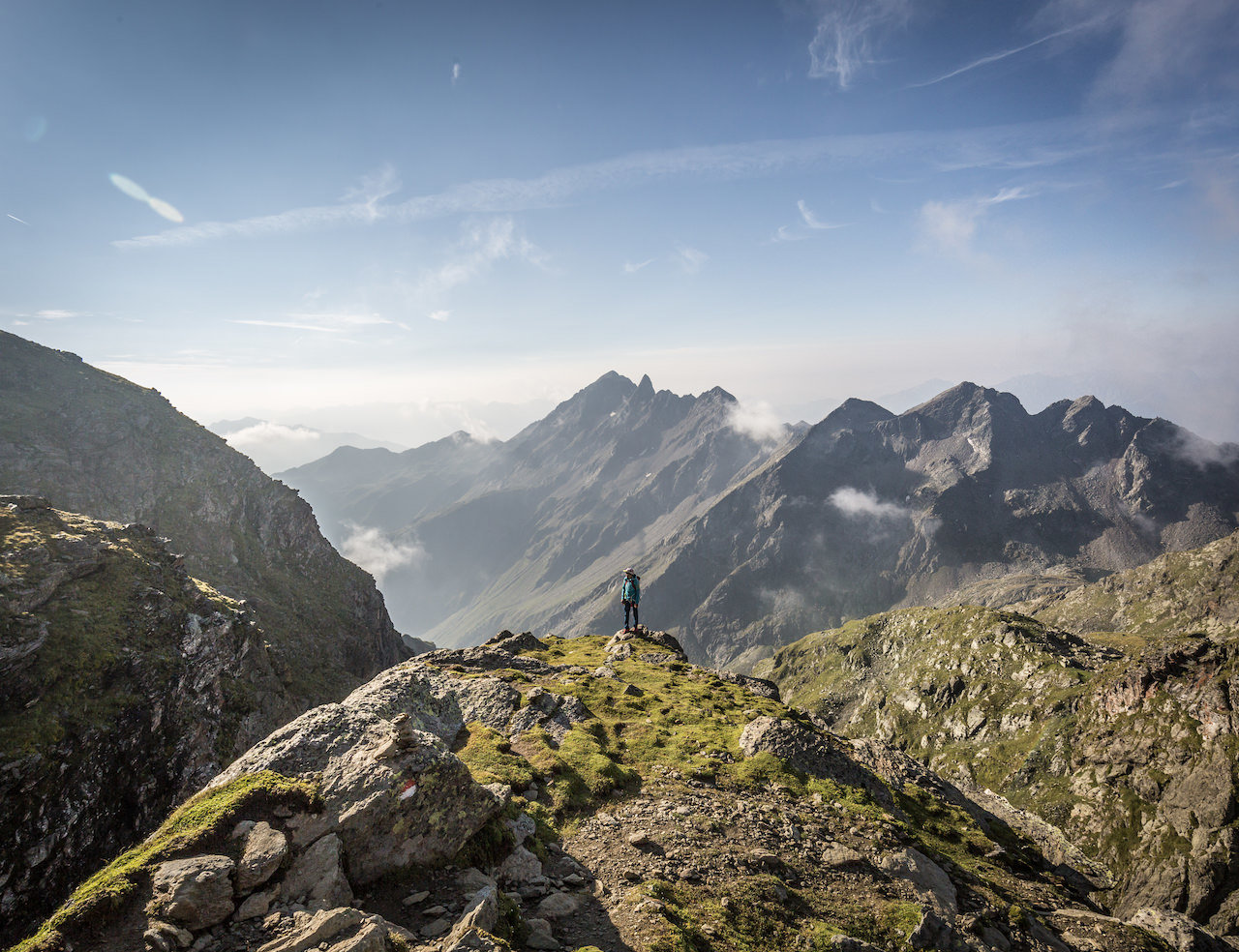 Wandern in der Schobergruppe, Nationalpark Hohe Tauern