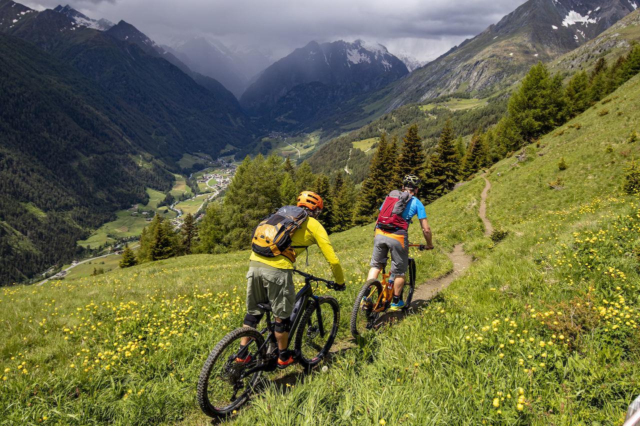 Osttirol_E-Bike Virgental@Günter Kast