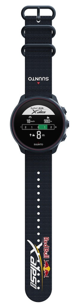 Suunto_9_Baro_Titanium-Red_Bull_X-Alps_Limited_Edition_2021-Front_with_strap_Redbull-xalps