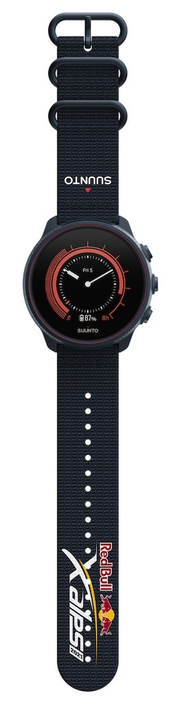 Suunto_9_Baro_Titanium-Red_Bull_X-Alps_Limited_Edition_2021-Front_with_strap_WF-Watchface7-Red