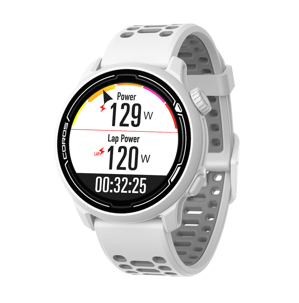 COROS-PACE-2_Running-Power_Watch-face_white_lowres