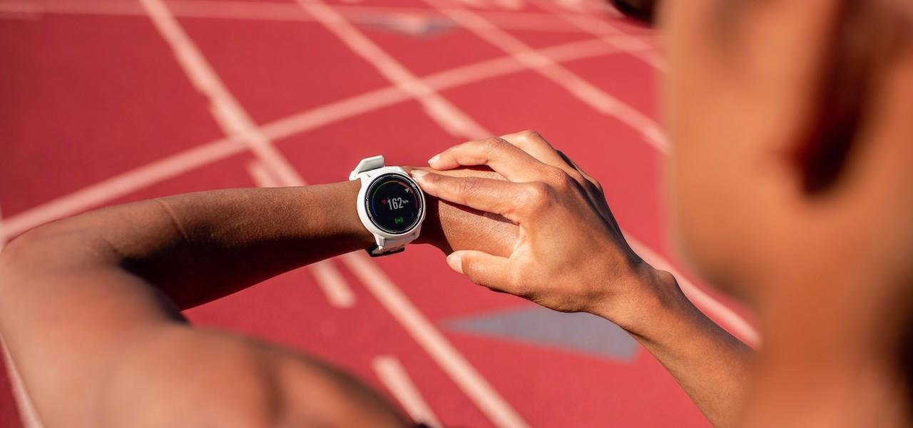 Coros Pace 2 Premium GPS Sportuhr