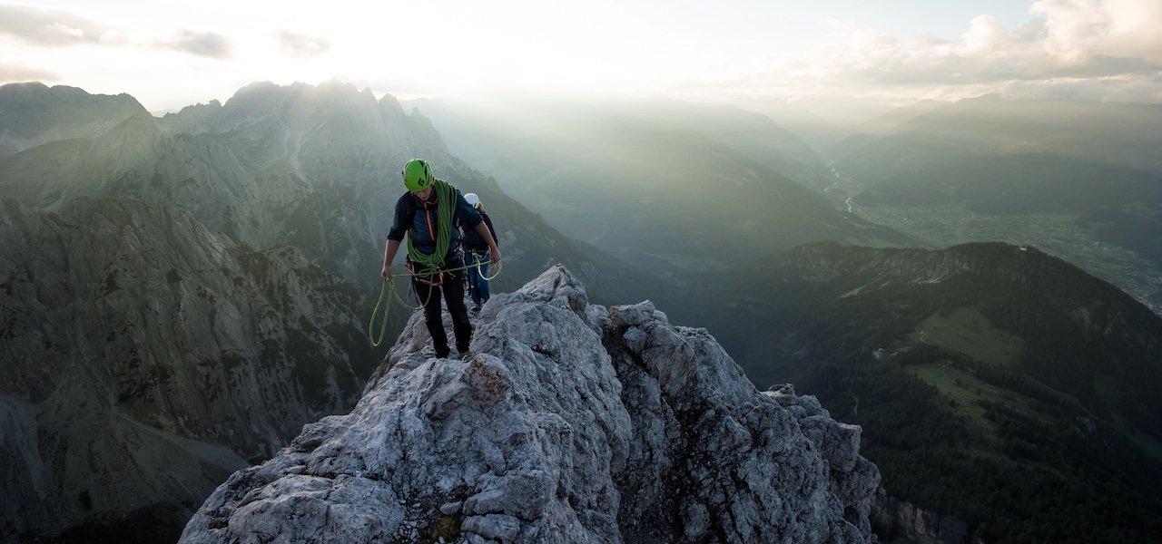 Klettern in Osttirol – für jeden was dabei