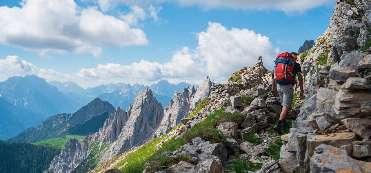 Italien auf den Sentiero CAI Italia entdecken