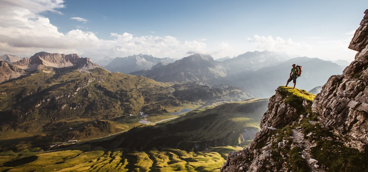Berge atmen zwischen Bregenzerwald und Arlberg