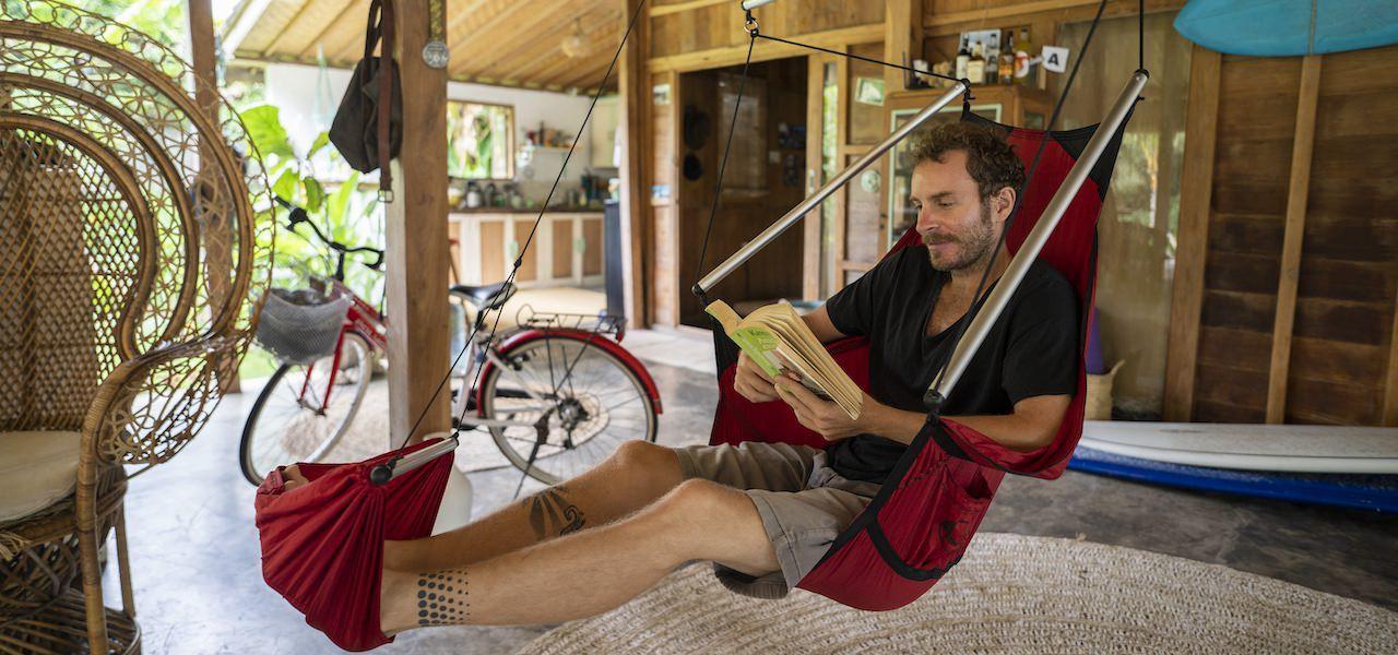 """Moon Chair – Der """"IMMER-DABEI"""" Lieblingssessel"""