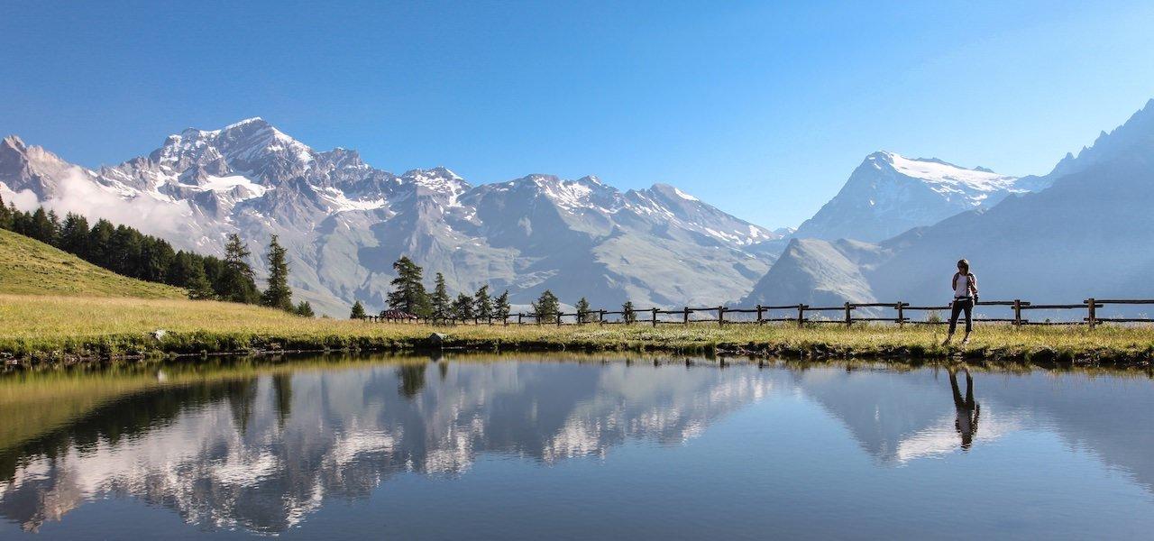 Einkehren in Berghütten des Aostatals