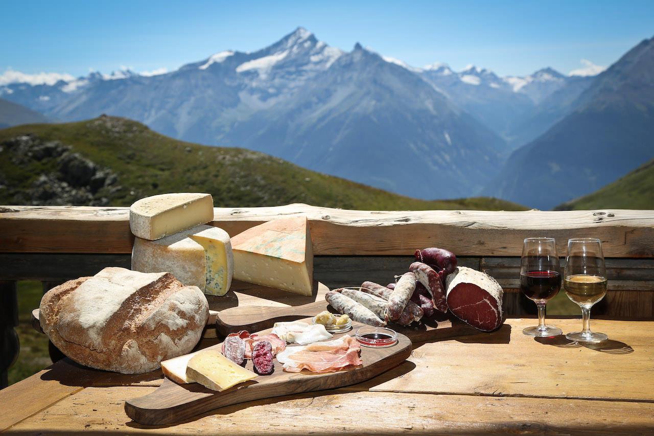 Kulinarische Spezialitäten des Aostatals ©Vallée d'Aoste Tourisme