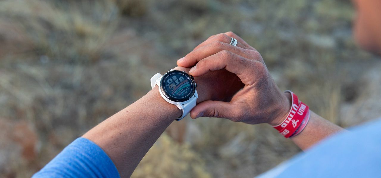 Coros Apex Pro Premium Multisport-GPS-Uhr