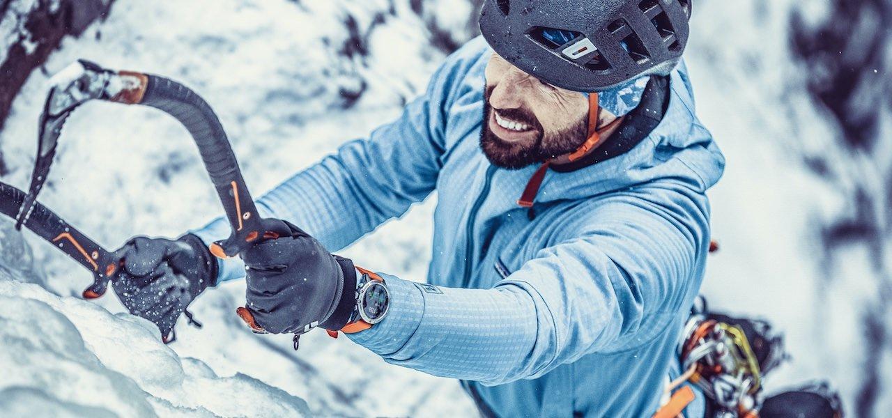 Coros Vertix GPS Adventure Uhr